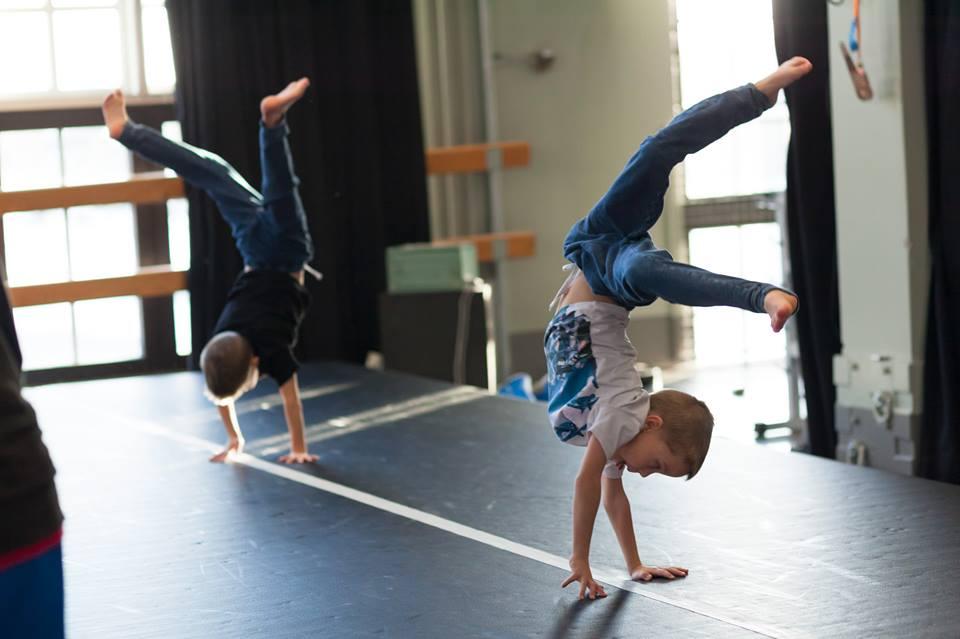 akrobatia helsinki aikuiset